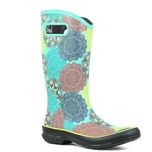 Rainboot Mandal Mint Multi (M) MEDIUM 11